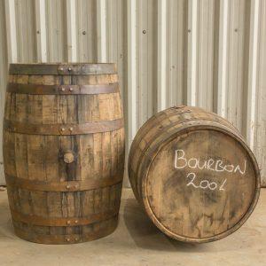 Buy Bourbon Barrels Online