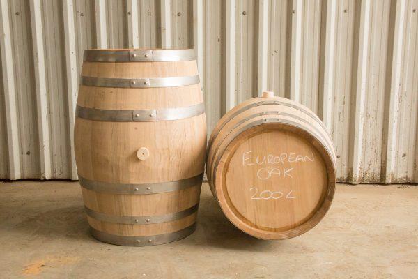 New oak casks Speyside Cooperage, Speyside