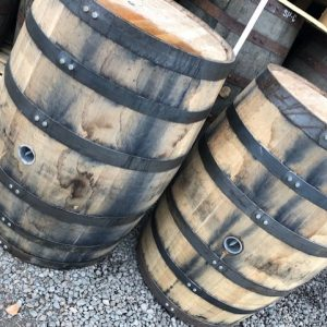New oak casks Speyside Cooperage, Speyside