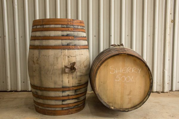 Sherry Casks Online Speyside Cooperage, Scotland
