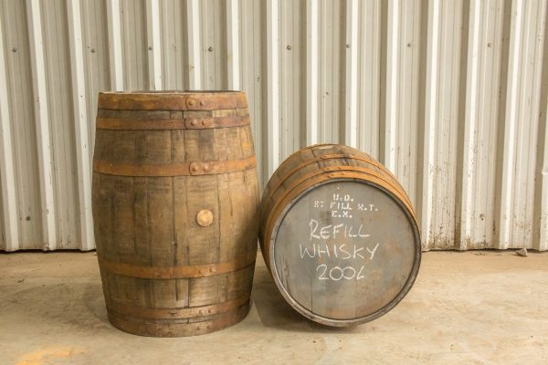 Speyside Cooperage Scotuch Whisky Barrels Scotland