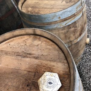 Wine Casks from Speyside Cooperage, Scotland