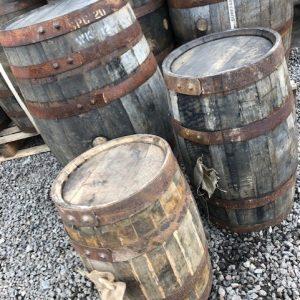 Used Casks Speyside Cooperage Scotland